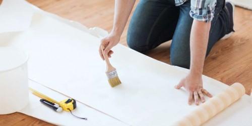 چگونه یک چسب کاغذ دیواری مناسب انتخاب کنیم؟ قسمت اول
