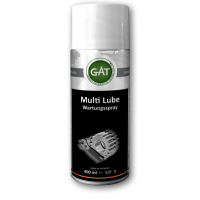 اسپری روان کننده و ضد زنگ GAT Multi Lube