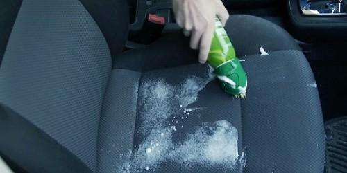 چگونه می توان داخل خودرو،سقف،صندلی را تمیز کنیم؟