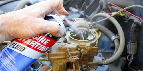 Starting fluid (اسپری اتر) یا تقویت استارت DG چیست ؟